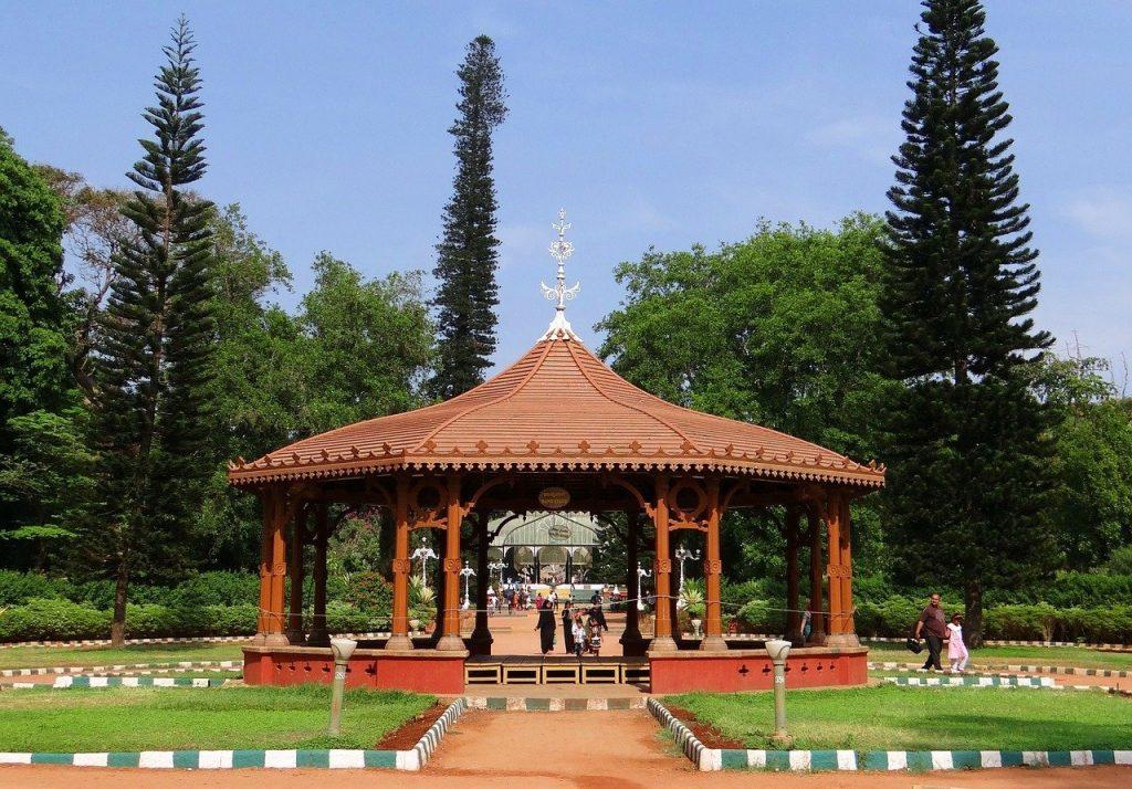 Garden-in-Bangalore